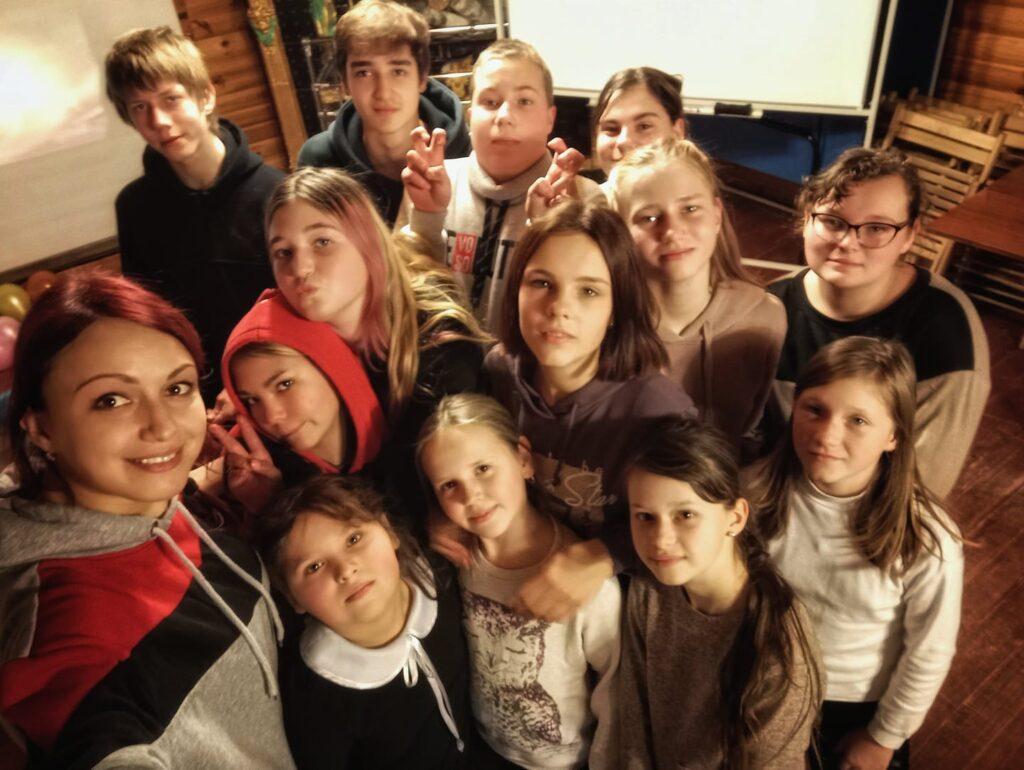 Подростковый Клуб «WHY NOT» Макаров. Макаровская Христианская Церковь