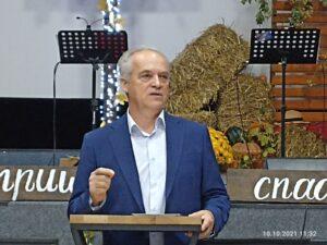 Василь Давидюк Макаровская Христианская Церковь
