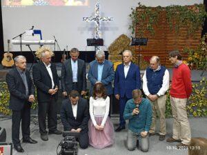 День Благодарения. Макаровская Христианская Церковь