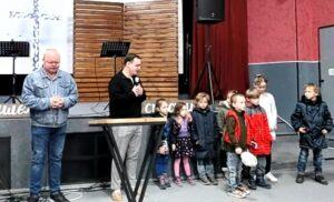 Богослужение. Макаровская Христианская Церковь